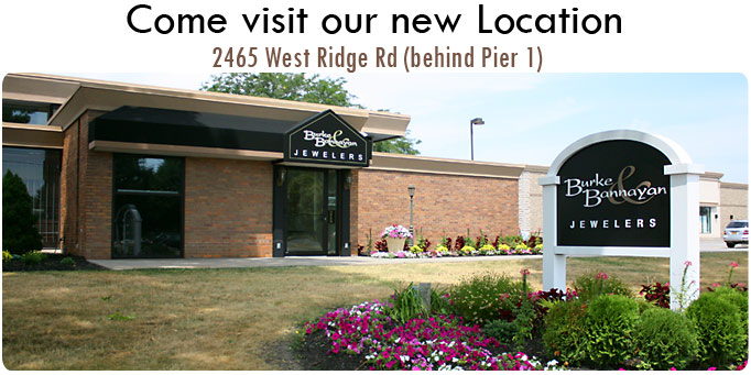 visit us at our new location. 2465 West Ridge Rd (behind Pier 1)